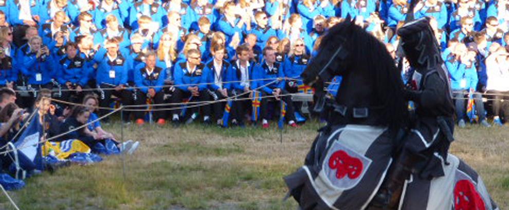 Gotland 2017 Opening Ceremony